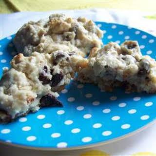 Healthy-ish Irish Oatmeal Cookies.