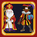 Sinterklaas and Piet Maze icon