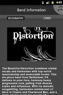 The Beautiful Distortion - screenshot thumbnail