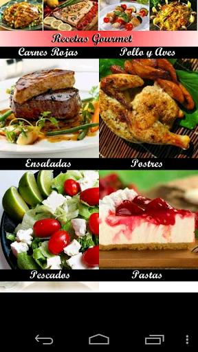 免費娛樂App|Recetas Gourmet|阿達玩APP