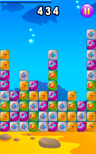 Fish Live Smashy Blocks Mania
