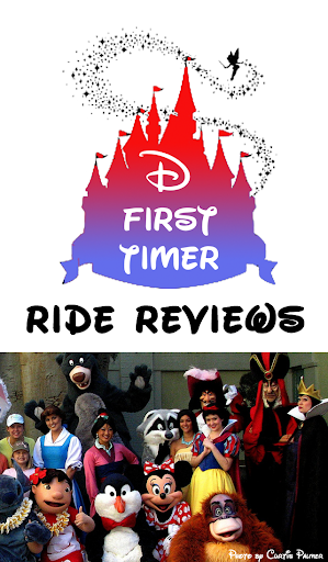 Disney 1st Timer Ride Reviews