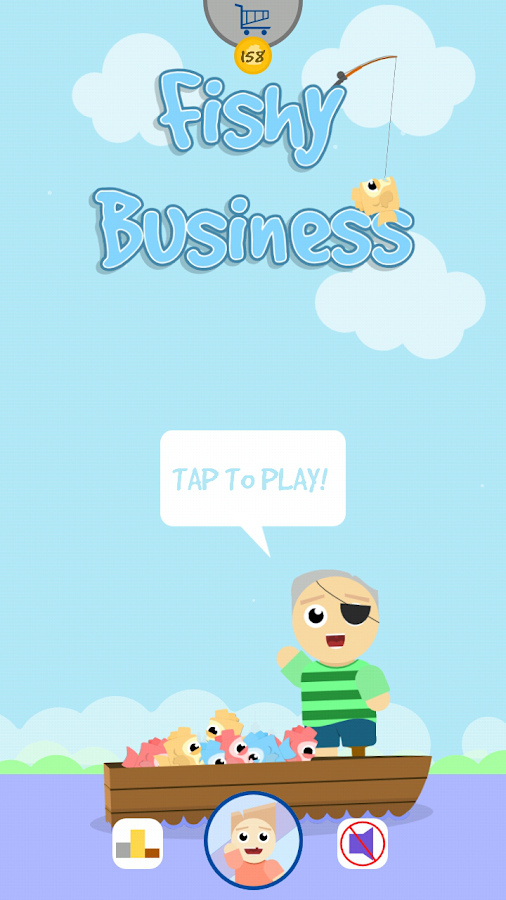 Fishy Business- screenshot