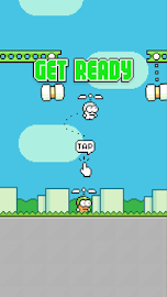 Swing Copters Screenshot 2
