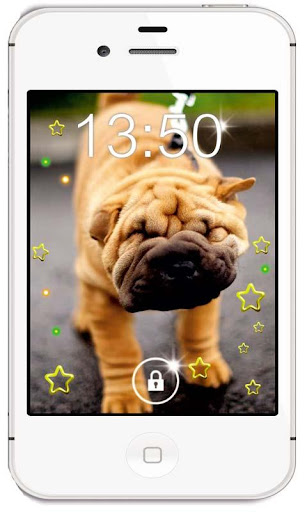 Chinese Shar Pei Dogs LWP