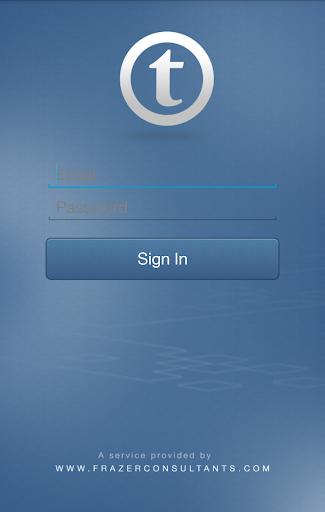 Frazer Web Manager App