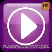 Flash player Tutorial Lesson