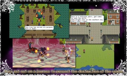 RPG Destiny Fantasia Screenshot