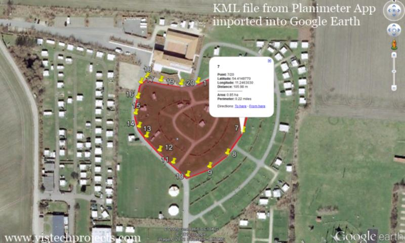 Planimeter - GPS area measure screenshot #24