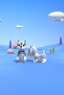 Talking Husky Dog - screenshot thumbnail