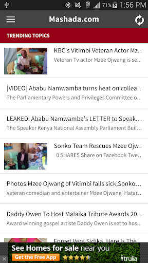 Mashada - Kenya Blogs and News