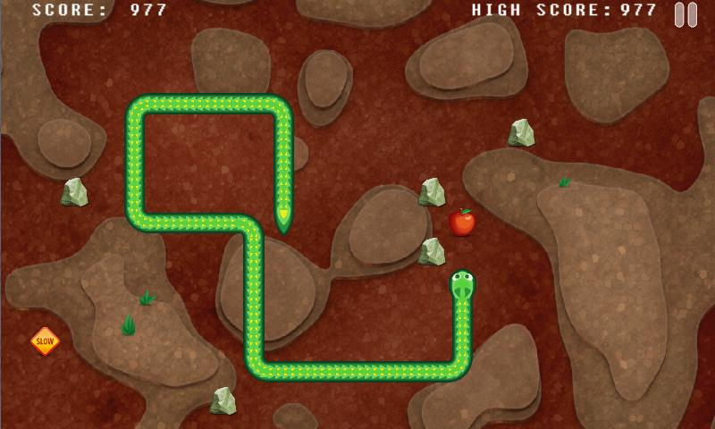 Snake Snacker - screenshot