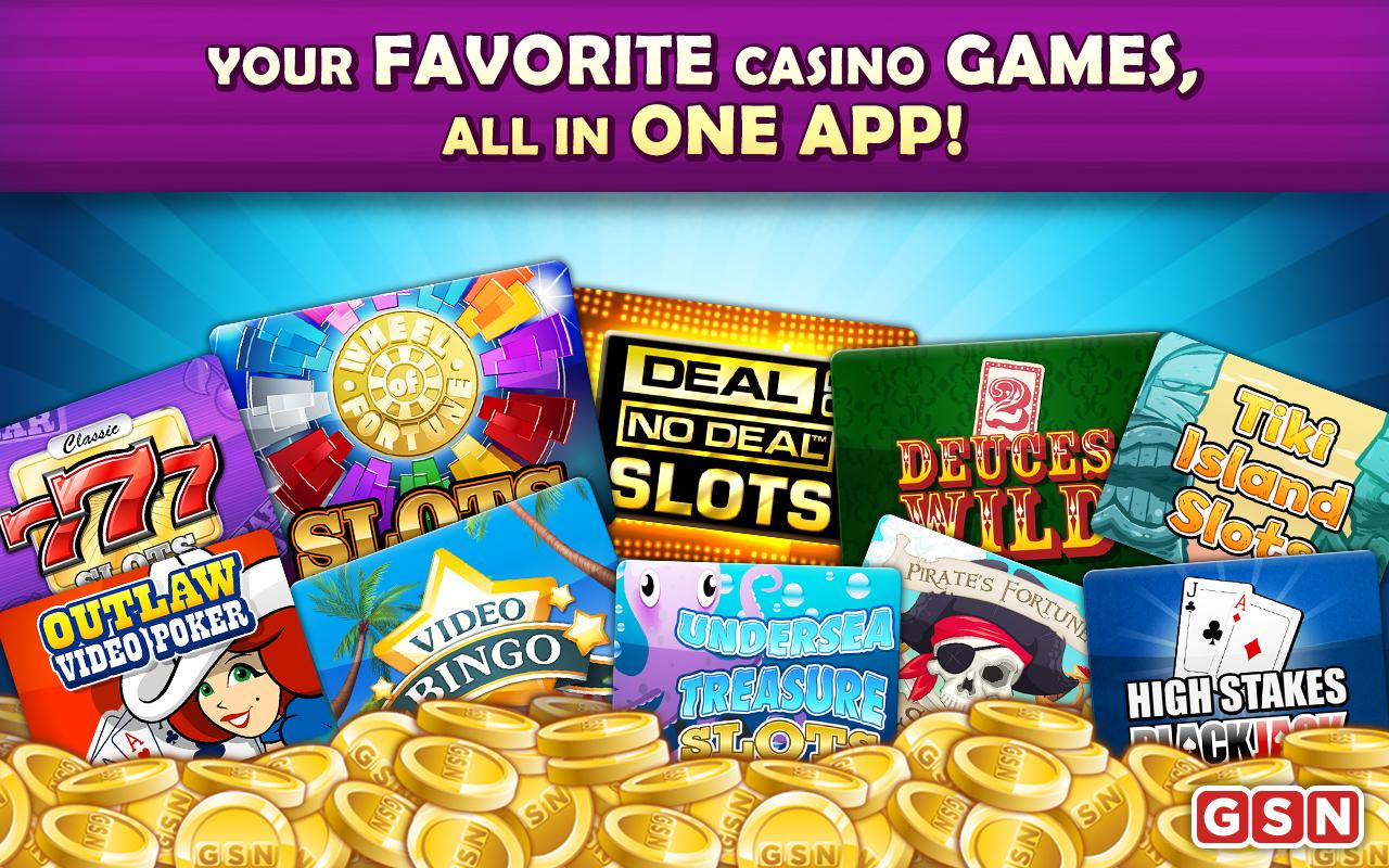 Download GSN Casino: Free Slot Games for PC/Laptop/Windows 7,8,10
