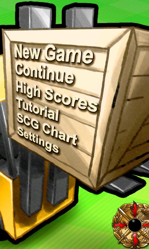 Ammo SCG- screenshot
