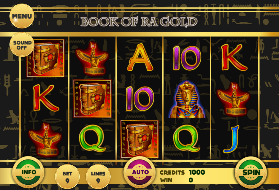 golden online casino the book of ra