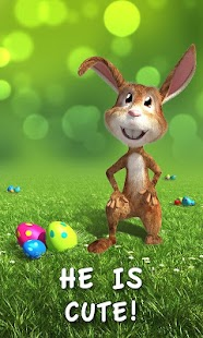 Easter Bunny Live Wallpaper - screenshot thumbnail