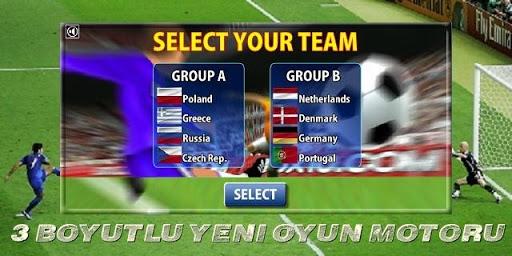 Futbol Penaltı 3D