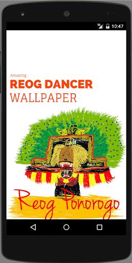 Amazing Reog Dance Wallpaper