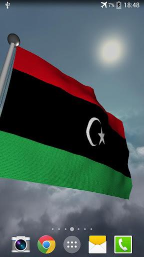 Libya Flag - LWP