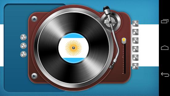 阿根廷唱片反转