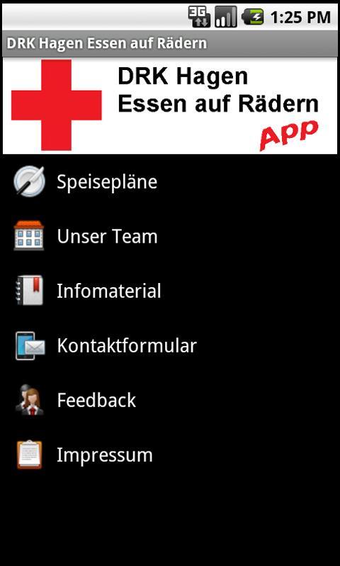 DRK Hagen- screenshot
