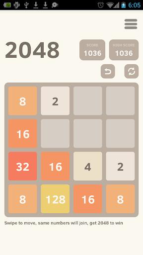 2048 Super 2048 Puzzle Game
