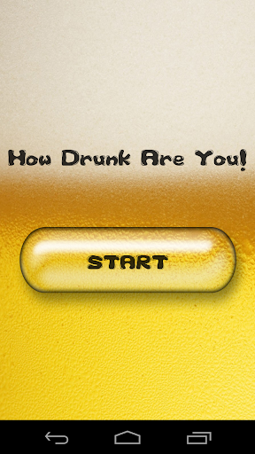 How Drunk Are You