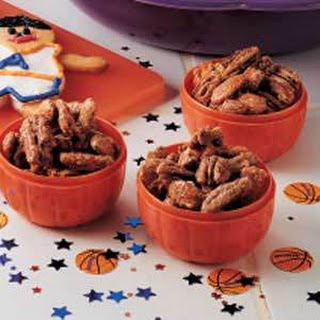 Sugar Crusted Nuts