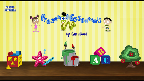 Preschool Educational Games- screenshot thumbnail