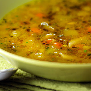 Flush the Fat Away Vegetable Soup Recipe