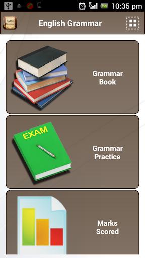 English Grammar Book  screenshots 8