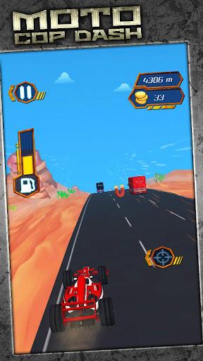 Moto Cop Dash