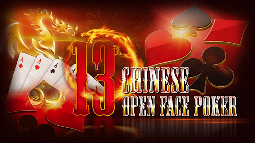 Chinese Open Face Poker Free