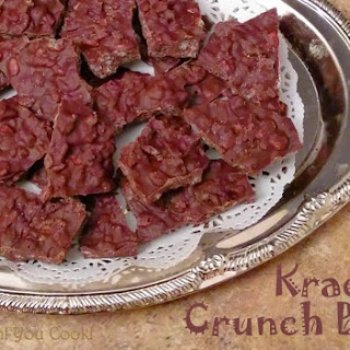 Krackle Crunch Bars - Easy