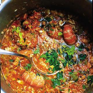 Sicilian Fish Soup.