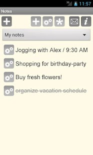 Notes + ToDo + Free - screenshot thumbnail