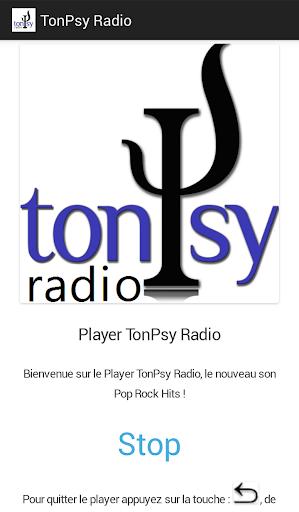TonPsy Radio Pop Rock Hits