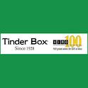 TinderBox/Vino100 Rockford, IL logo