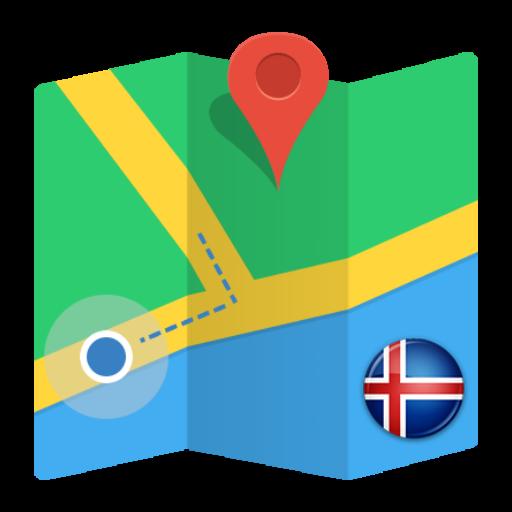 RouteMe Iceland 旅遊 LOGO-玩APPs
