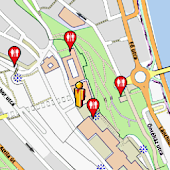 Budapest Amenities Map (free)