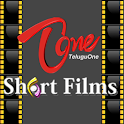 Telugu One Short Films logo