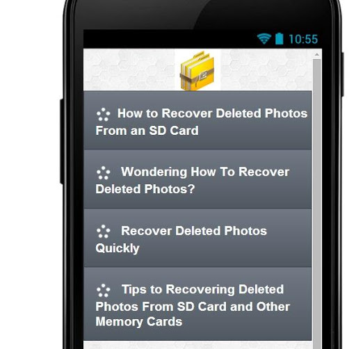 Deleted Photos Recover