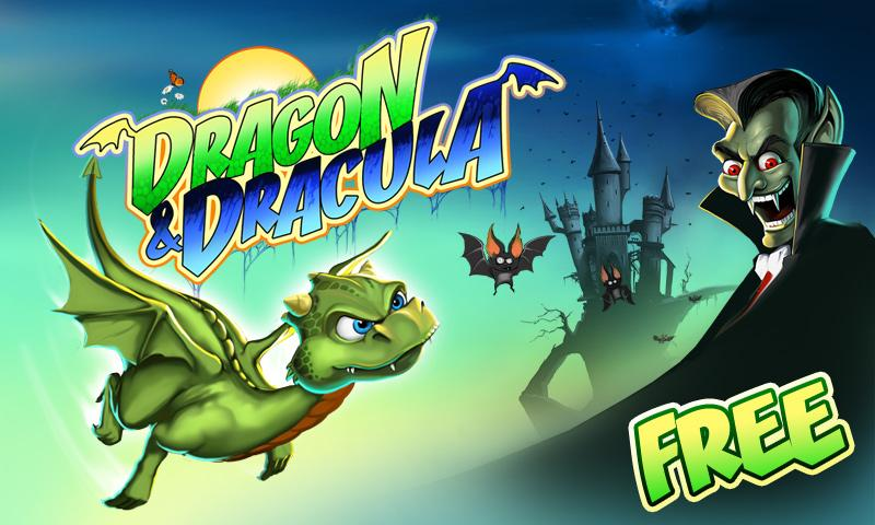 Dragon & Dracula Free - screenshot