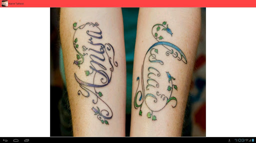 Name Tattoos Find Or List Great Tattoo Ideas Apps On Google Play