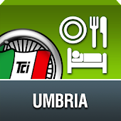 Umbria – Sleeping and Eating