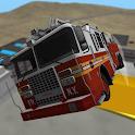 Fire Truck Driving Simulator icon