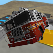 Fire Truck Driving Simulator