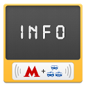 Moscow Ticket Info icon