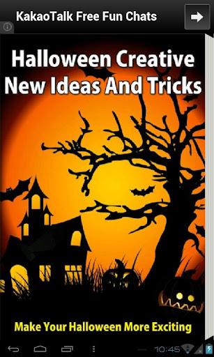 Halloween Creative New Ideas