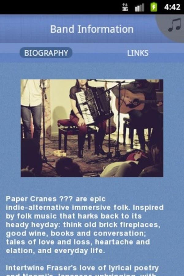 Paper Cranes 折り鶴 - screenshot